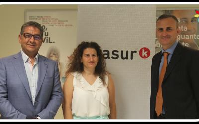 Convenio de colaboración entre Cajasur y Fedelhorce