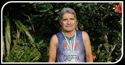 """Francisco Cabrera, asociado de Fedelhorce, al campeonato del mundo de """"Medio Ironman"""""""