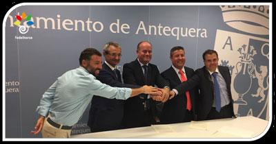 Autocares Vazquez Olmedo elegidos para el transporte público de Antequera para los próximos 10 años