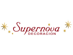 Supernova Decoración