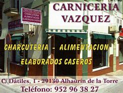 Carnicería Vazquez