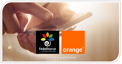 Convenio preferente Fedelhorce-Orange
