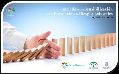 Jornada de información y sensibilización en Prevención de Riesgos Laborales