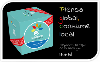 Piensa global, consume local