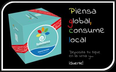 Piensa global, consume local