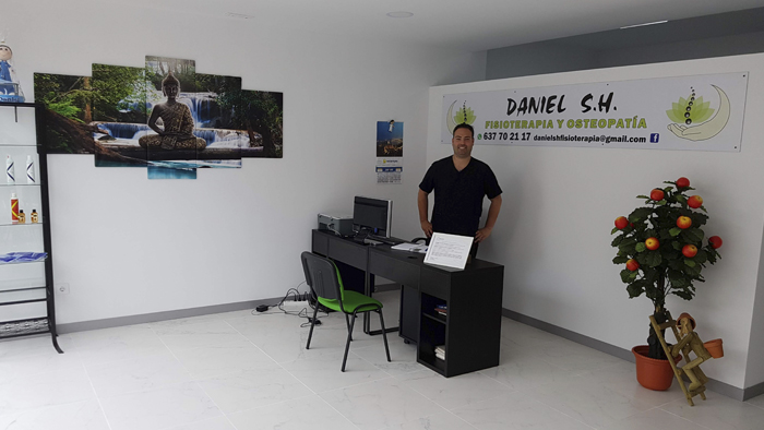 Daniel SH Fisioterapia y Osteopatia