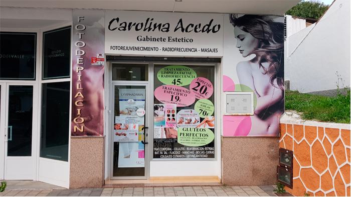 Carolina Acedo Gabinete Estético