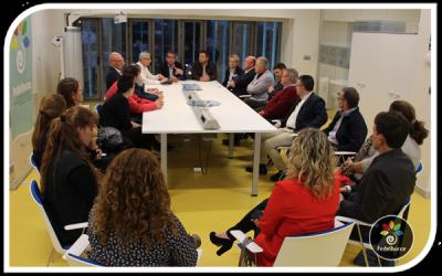 Fedelhorce renueva su Directiva formada por 24 empresarios