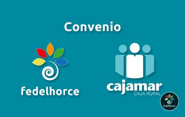 Convenio financiero Fedelhorce-Cajamar