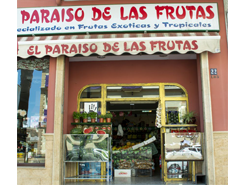 El Paraíso de las Frutas