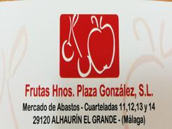 Frutas Hermanos Plaza Gónzalez, SC