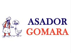 Asador de pollos Gomara