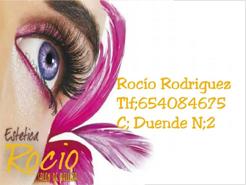Estética Rocío Salón de belleza