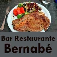 Bar Restaurante Bernabé