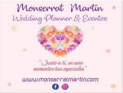 Monserrat Martín Wedding Planner