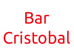 Bar Cristobal «Antigua Casa Morena»