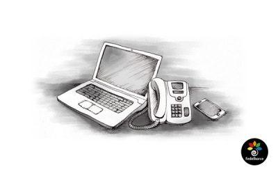 Convenio de telecomunicaciones Fion/Conred – Fedelhorce
