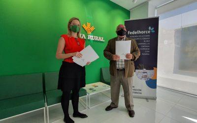 Convenio Fedelhorce – Caja Rural del Sur