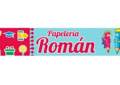 Papelería Román