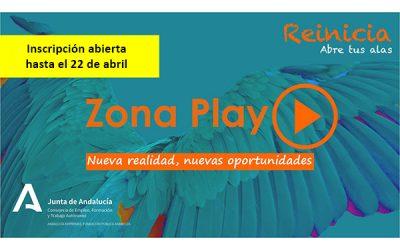 Lanzamiento Reinicia, Zona Play