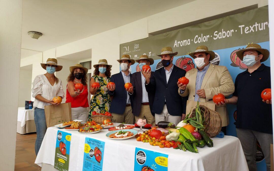 Presentación de la Ruta Gastronómica Tomate Huevo Toro 2021