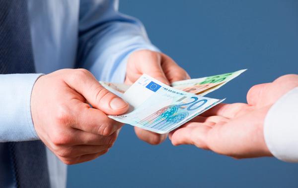 Nuevo límite a los pagos en efectivo