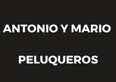 ANTONIO Y MARIO PELUQUEROS