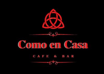 CAFÉ BAR COMO EN CASA