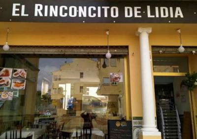 EL RINCONCITO DE LIDIA
